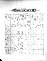 Prairie View Township, Lawndale PO & Sta, Wilkin County 1903